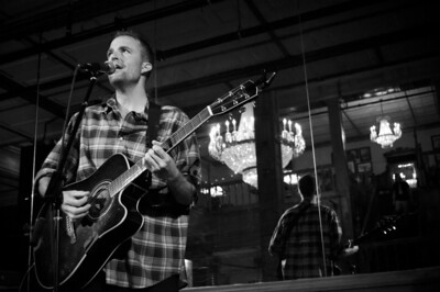 Chris Pickering and Aron Shiers @ The Honest Pint 08-25-11