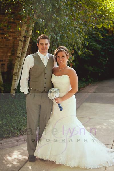 Danielle and Josh Couple 9_14