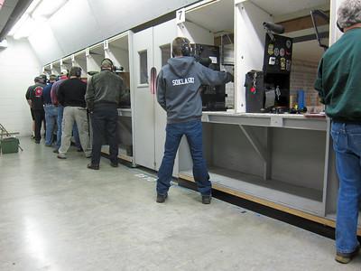 Pennsylvania Indoor 2700 Pistol Championship, April 2-3, 2011 Guthsville Rod and Gun Club, Allentown, PA