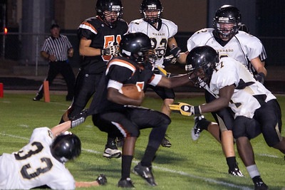 Football Verrado Varsity vs Copper Canyon 8/26/2011