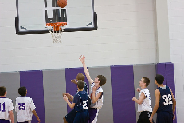 Terry Duncan's Basketball Game 2