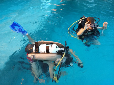 2014 - Diving with London Scuba (Lingfield)