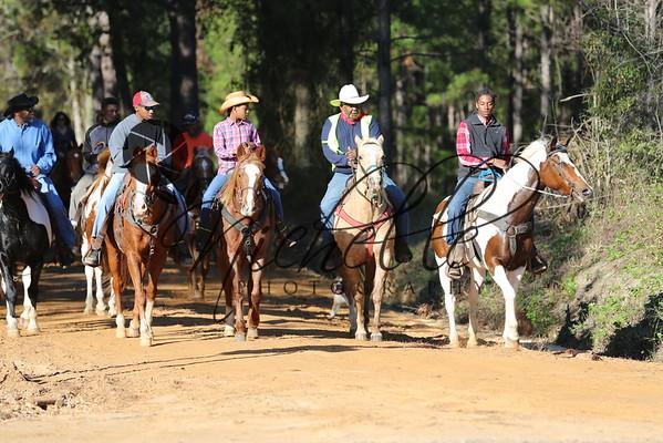 CandlerTattnall Saddle Club Fall Trail Ride 2015