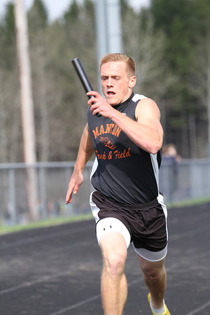 Featured - 2014 Manton Ranger T&F Invite