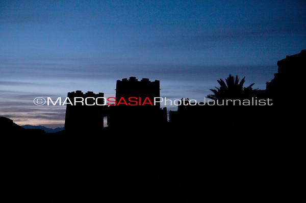 Marocco Ocra ait benhaddou
