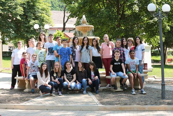 Slideshow clasa a VIII-a D 2015
