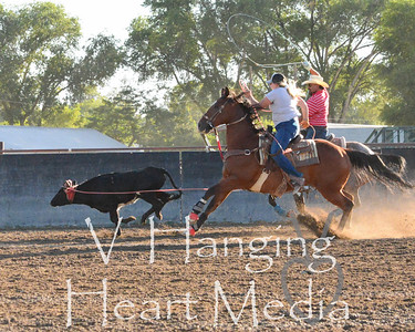 Steele's ACTRA Team Roping - July 31, 2020
