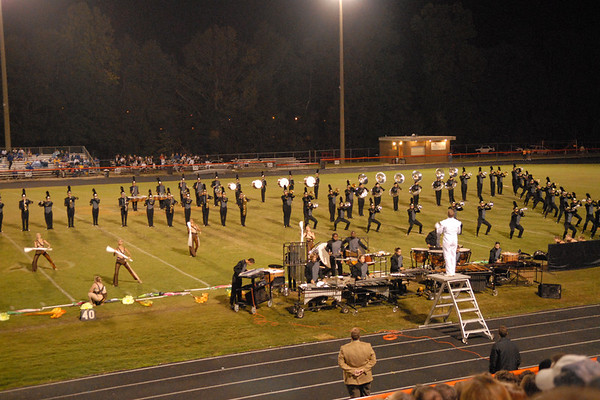 2007-10-20 Festival of Bands Performance