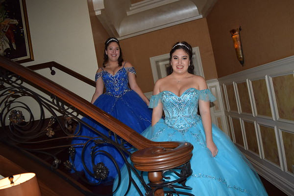 Grace and Olivia's Sweet 16 Snapshots