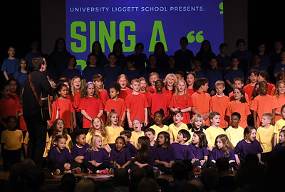 2020 Lower School Spring Concert