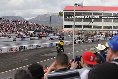 NHRA Phoenix/Vegas 2010