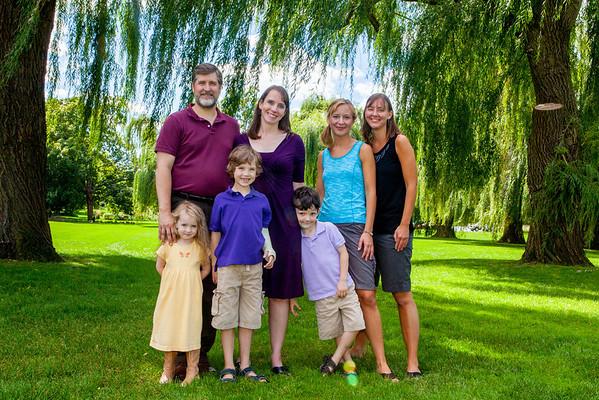 Foos Family