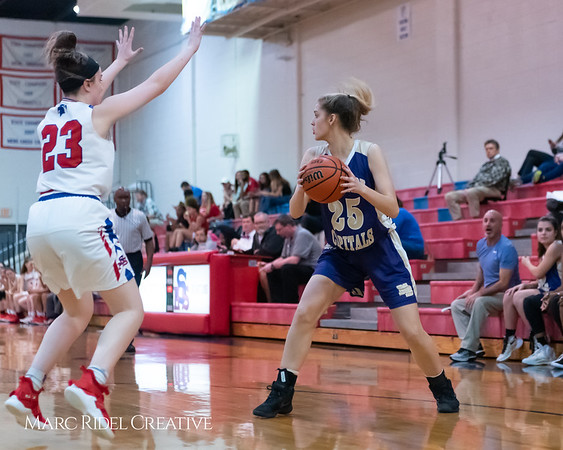 Broughton girls varsity basketball vs Sanderson. February 12, 2019. 750_5975