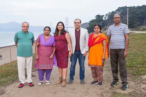 Sowmiya and Satish Maternity Shoot 12.22.17
