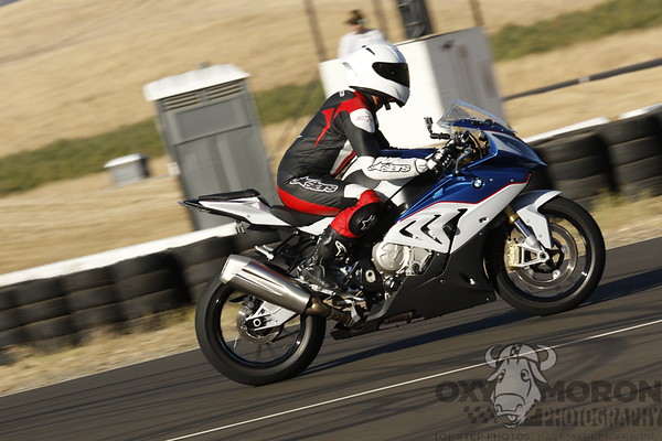 BMW Blue White