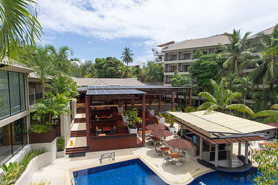 DoubleTree Resort By Hilton Phuket, Surin Beach (King Pool Terrace Suite)