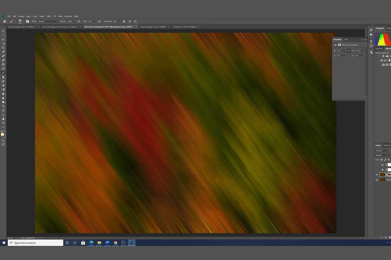 Motion Blur Added