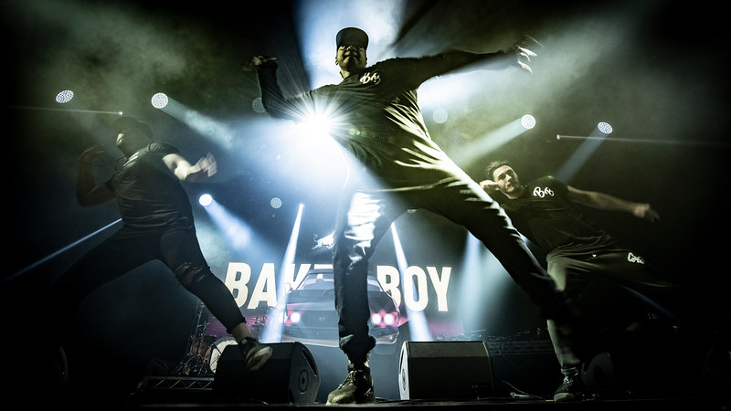 Baker Boy Splendour in the Grass 2018