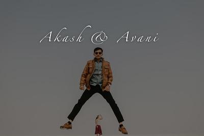 Akash & Avani