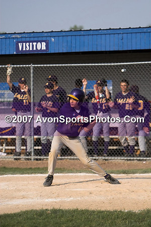 20070515_Avon vs Midview - Boys Freshman Baseball