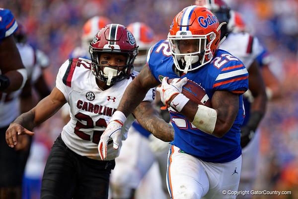 Florida Gators vs South Carolina Gamecocks - Super Gallery - 11/10/2018