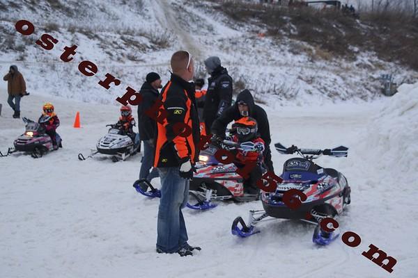 QMP Regional ISOC Snocross Race 12-01-2018