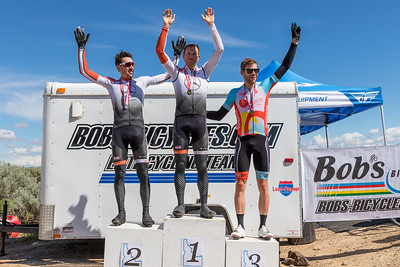 Team Mercedes Benz p/b Thrivent Financial races in Idaho State Road Race Championship by Bob's Bicycles