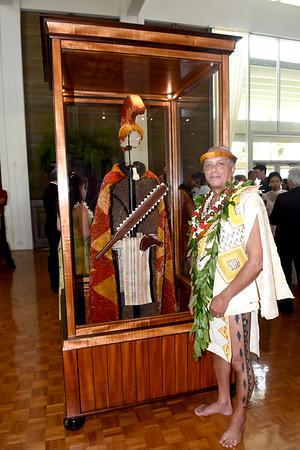 Cloak Unveiling at the Kahala