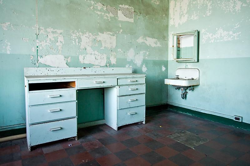 The Doctor Is In  Alcatraz Hospital