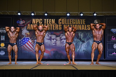 Classic Physique 35+ Overall
