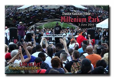 3 june 2014 Millenium Park