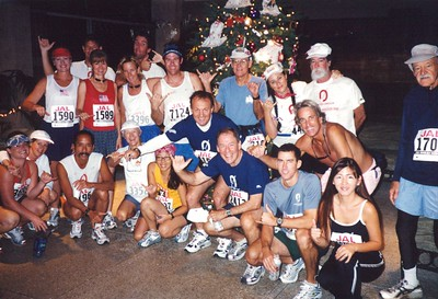 29th Annual Honolulu Marathon 12-9-2001