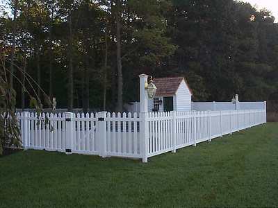 Cape Cod Fence Gallery