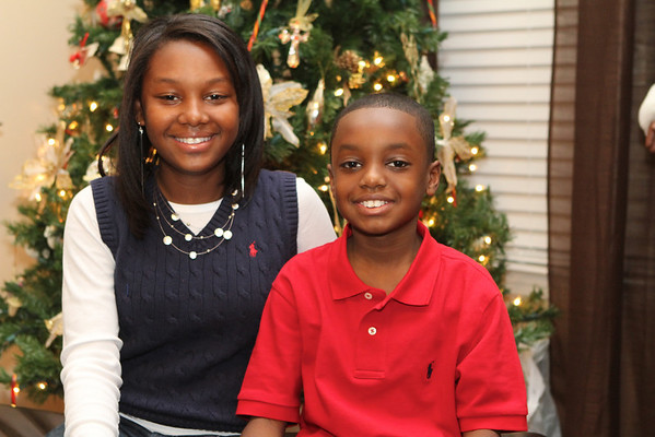 The Grants family XMAS 2011