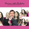 Davina's 18th Birthday
