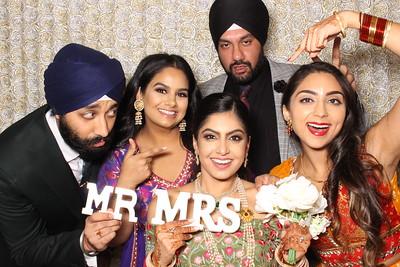 Geetika & Veeramrit's Wedding