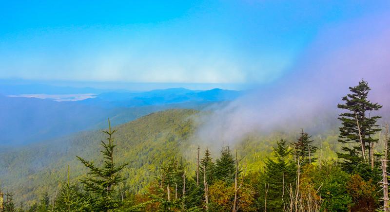 Smoky Mountains 180