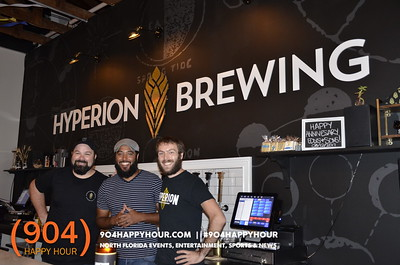 2nd Year Anniversary Party @ Hyperion Brewing Company - 8.12.17