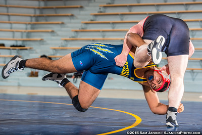 Michigan Club Wrestling Vs Saginaw Valley 11-21-15