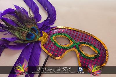 A Masquerade Ball - Banquet 2013