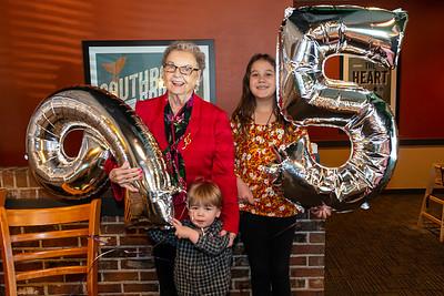 Nana's 95th Birthday