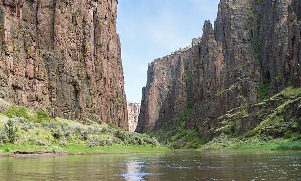 Deep  Cr - Owyhee River