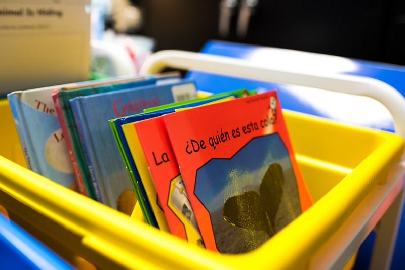 The Curriculum and Instruction Resource Library offers a selection of Spanish reading material