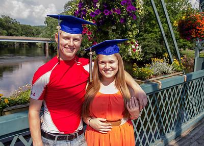 Renee's Graduation  6-24-13