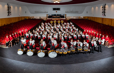 Lancaster Marching Band 2018