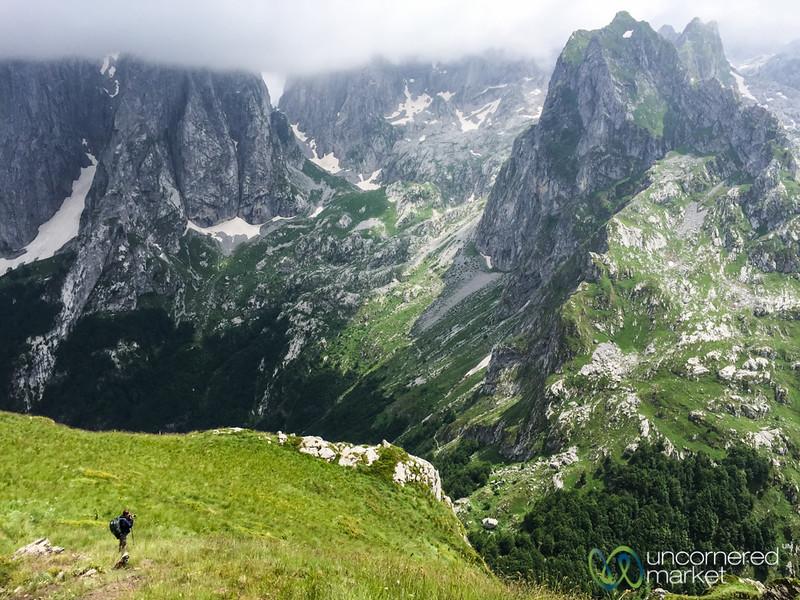 Audrey Photographs the Karanfil Mountains - Peaks of the Balkans, Albania