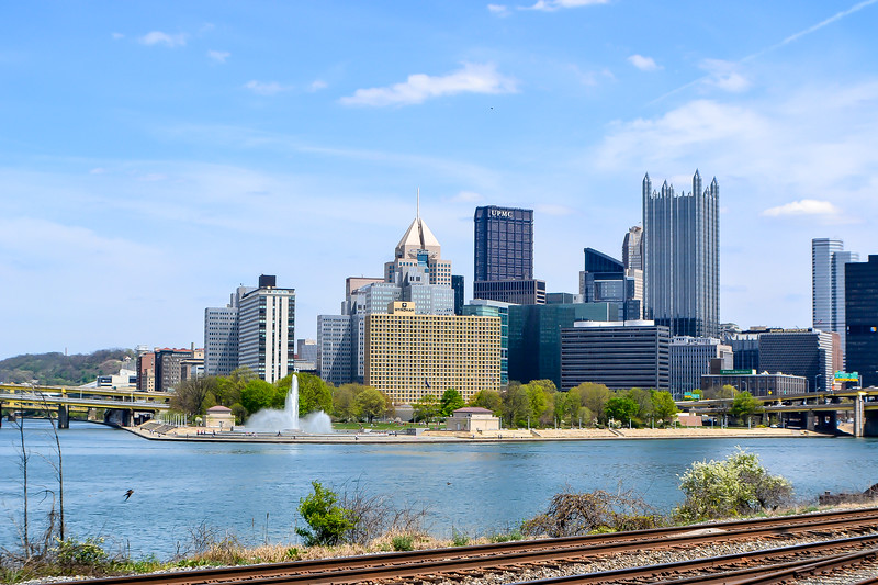 Tracking Pittsburgh