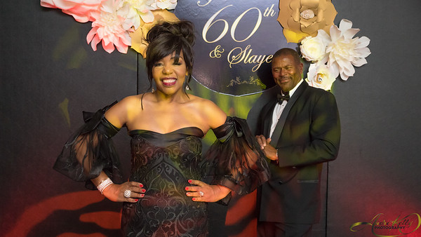 Yolanda's 60th & Slayed Birthday Bash