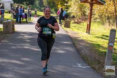1/2 Marathon - Mile 7