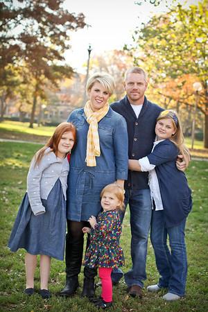 Adkins Family- 2012